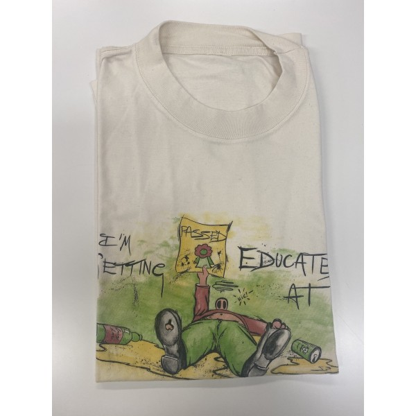 T-Shirt * Nottingham University * Gr. XXL