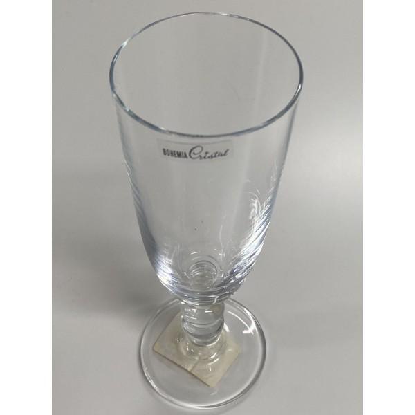 Sektglas * Glas Sekt 6cm * Bohemia Cristal