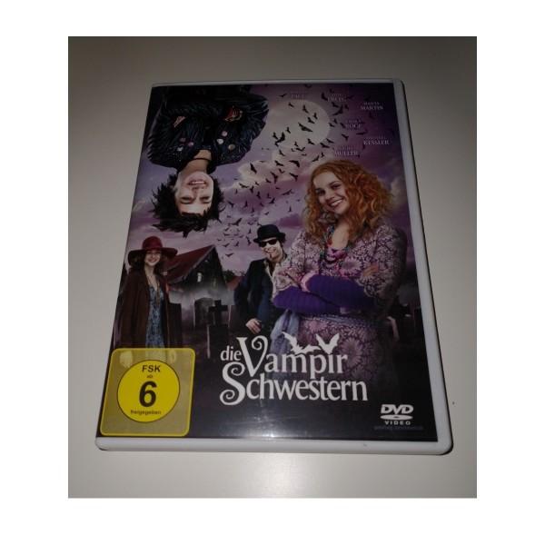 DVD: Die Vampir Schwestern - FSK 6