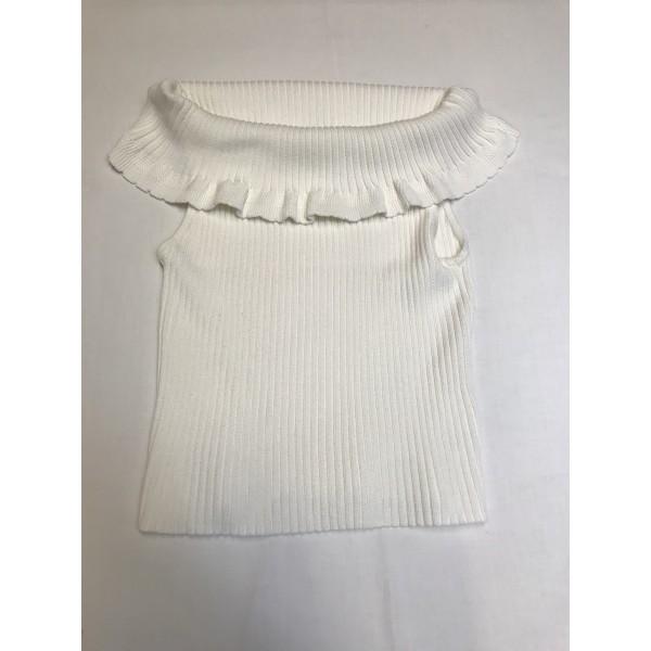 Shirt Top * TESINI * Gr 40 * weiter Kragen