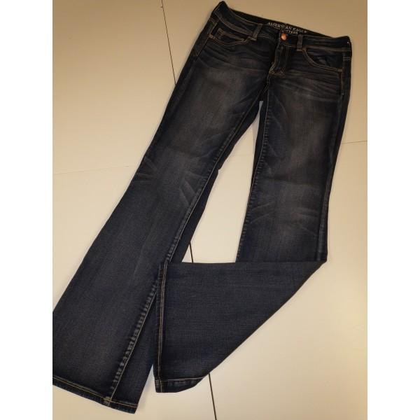 Jeans * American Eagle * ca Gr 36/38 * NEU * Stretch Bootcut