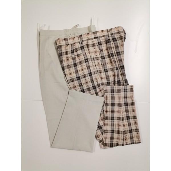 2 Hosen für Damen in Gr 42 - chic