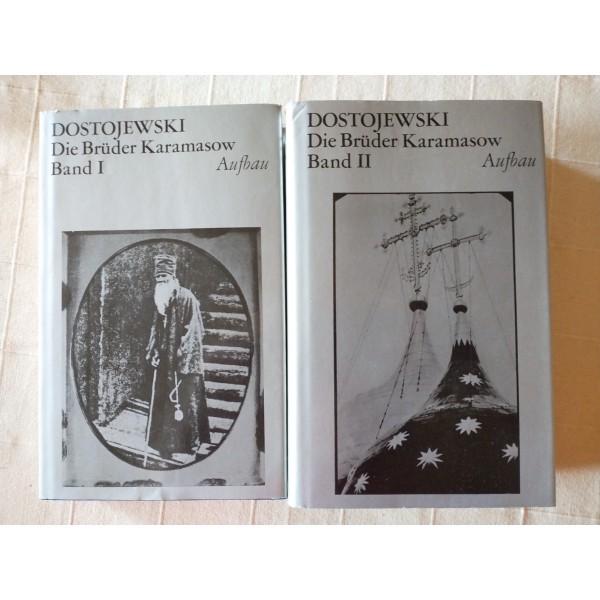 Fjodor Dostojewski - Die Brüder Kasamarov