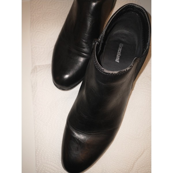 Schuhe mit Absatz * Graceland * Gr. 40