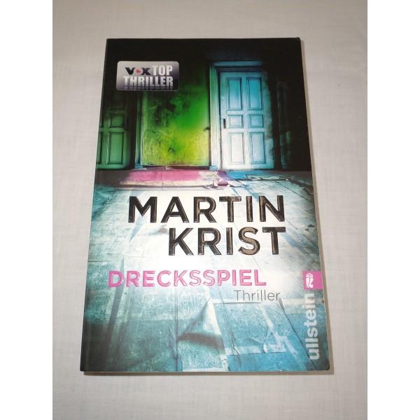 Martin Krist * Drecksspiel * VOX- Top-Thriller