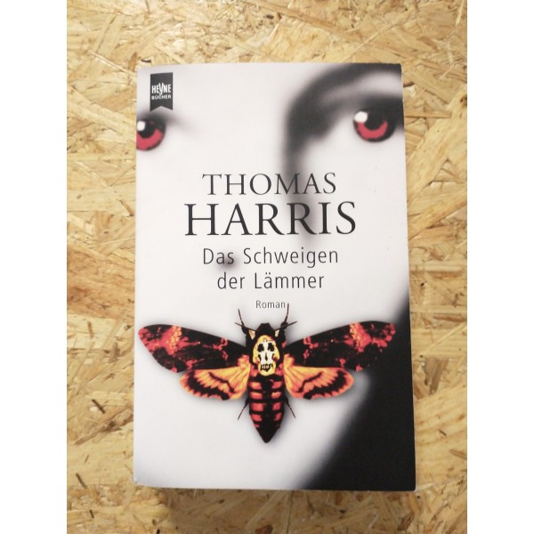 Buch - Das Schweigen der Lämmer - Thomas Harris