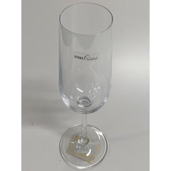 Sektglas * Glas Sekt * Bohemia Cristal