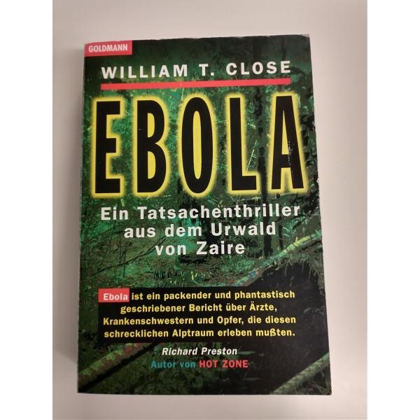 W. T. Close - Ebola - Zaire Ärzte Opfer