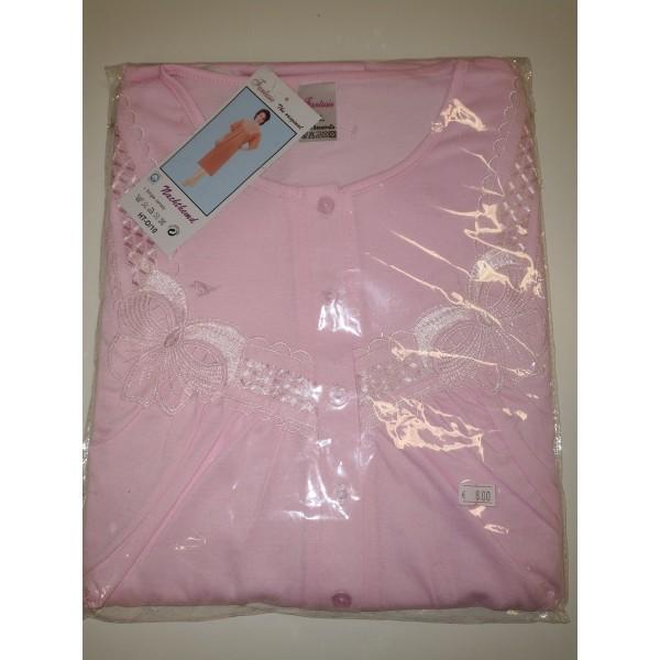 Nachthemd * Nachtwäsche * rosa * Gr XL * NEU