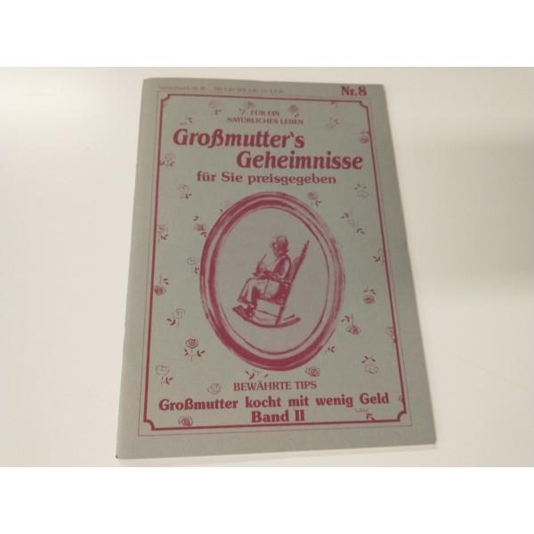 Großmutter's Geheimnisse * Nr 8