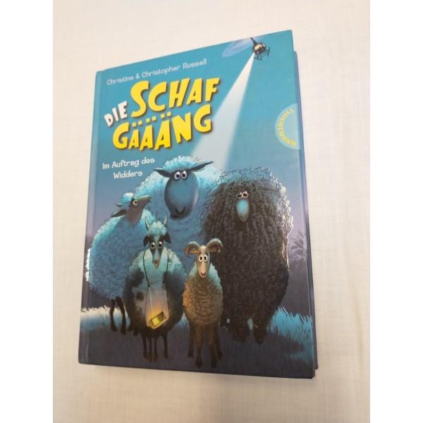 Die Schaf Gäääng * Kinder- Jugend - Buch