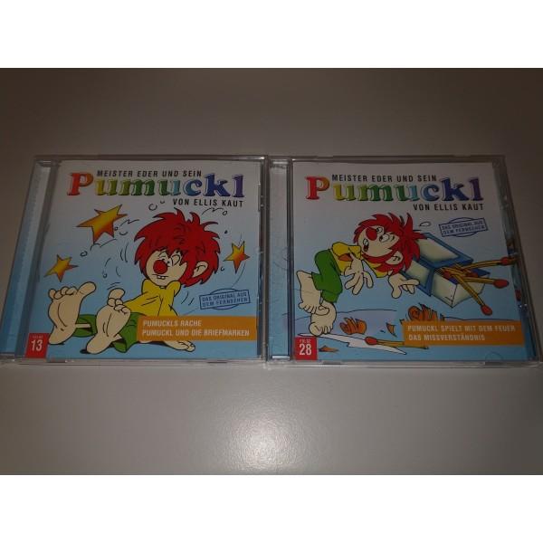 2x Hörspiel - CD * Meister Eder und sein Pumuckl