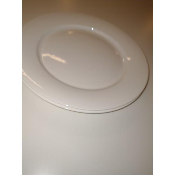 Teller flach von cashmere by Maxwell & Williams
