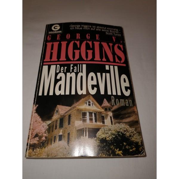 George V. Higgins * Der Fall Mandeville * Roman