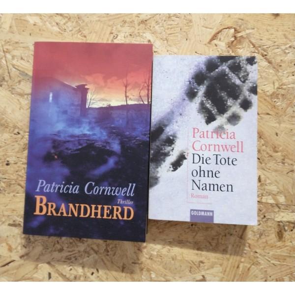 Patricia Cornwell - Roman und Thriller