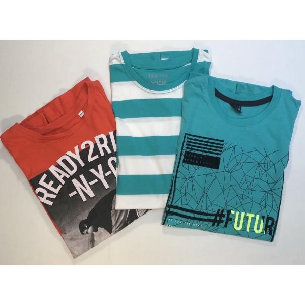 3er Set * T-Shirts * Gr 158-164