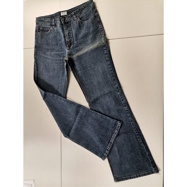 Bootcut-Jeans in Gr 40 für Damen