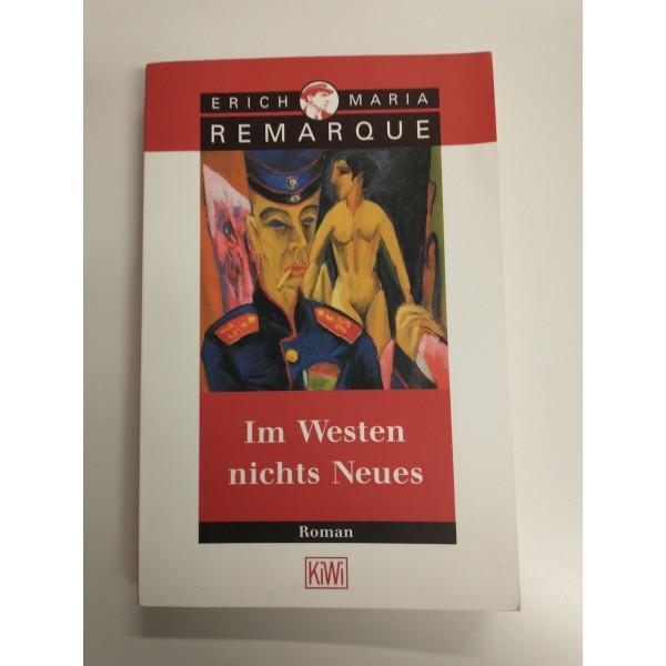 Buch - Im Westen nichts Neues