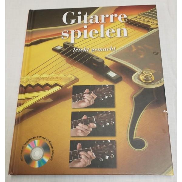 Gitarre spielen leicht gemacht * Buch mit CD