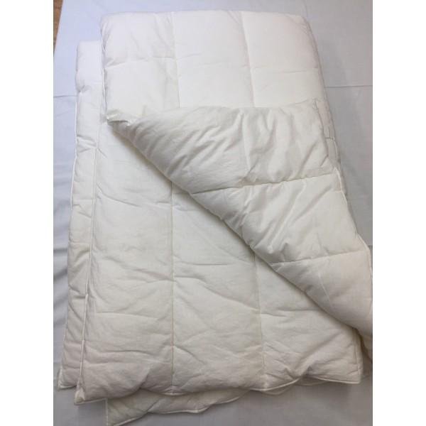 weiße Decke Bettdecke Einschubdecke