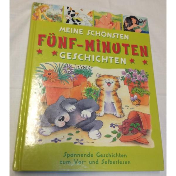 Kinder-Buch * 5-Minuten-Geschichten * Vorlesen