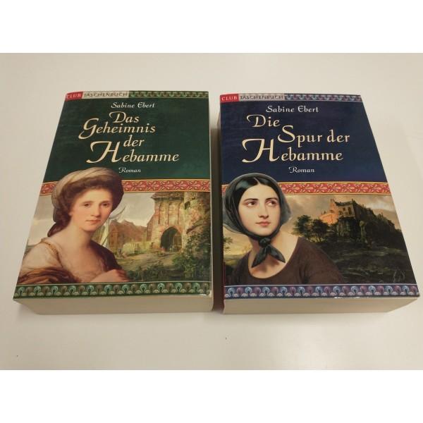 2 Romane * S. Ebert * Hebamme