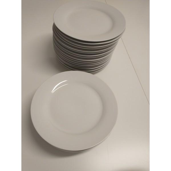 Teller * flach * Gastro-Bedarf