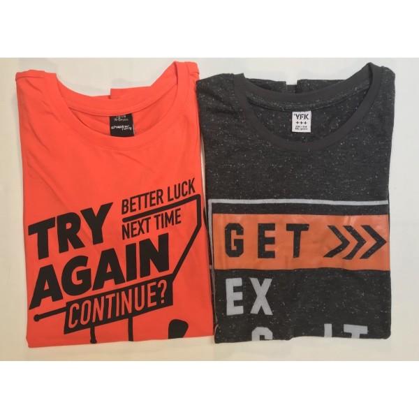 2er Set * Shirts * YFK & Chapter Young * Gr 170-176