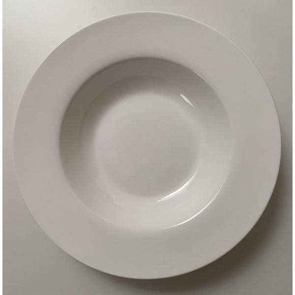Gastro-Bedarf * Teller * tief * rund