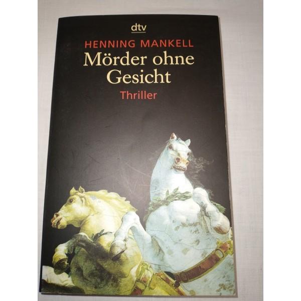 Henning Mankel * Mörder ohne Gesicht * Thriller