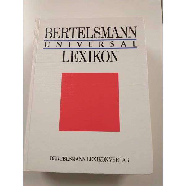 Bertelsmann Universal Lexikon