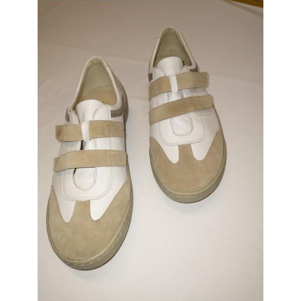 Waldläufer * Schuhe * Leder * Gr 5 1/2 oder 39
