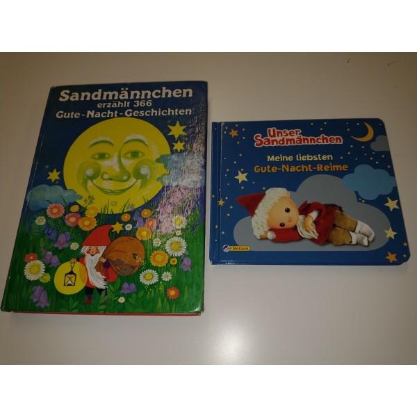 2 Bücher * Sandmännchen * Geschichten