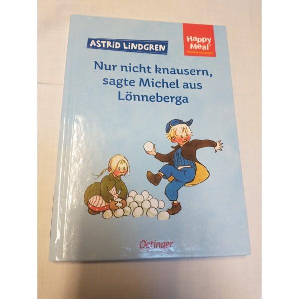 Buch: Michel aus Lüneberga * Astrid Lindgren