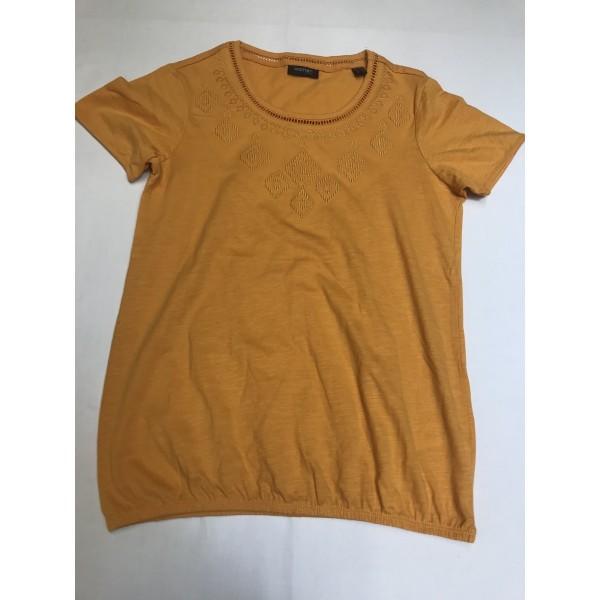 Shirt Tunika * TCM * Gr 32-34 * senfgelb