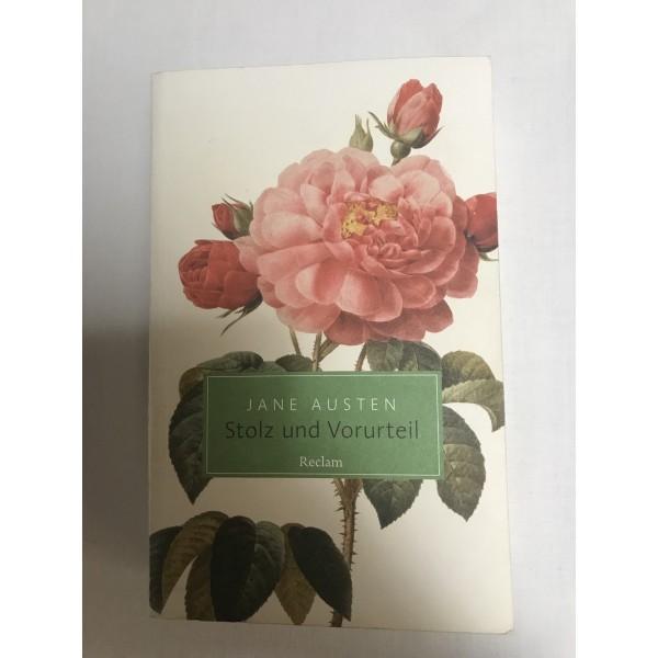 Jane Austen * Stolz und Vorurteil * Roman