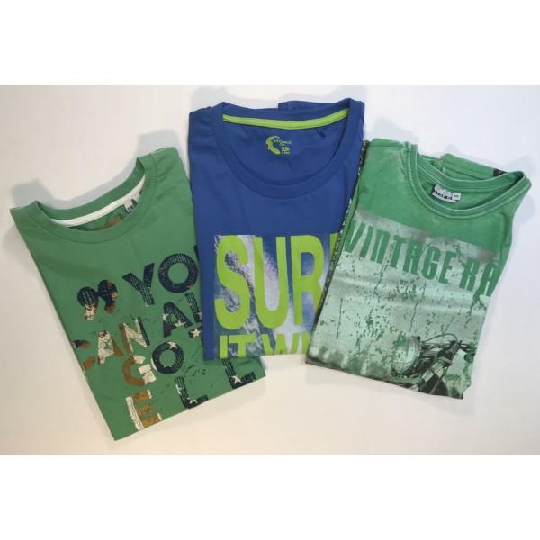 3er Set * T-Shirts * Gr 176 * Camp David etc