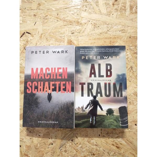 Peter Wark - 2x Kriminalroman Roman