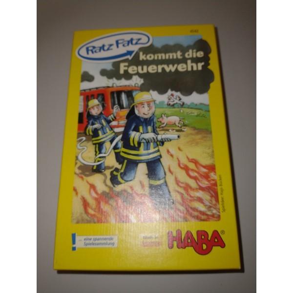 HABA * Ratz Fatz kommt die Feuerwehr