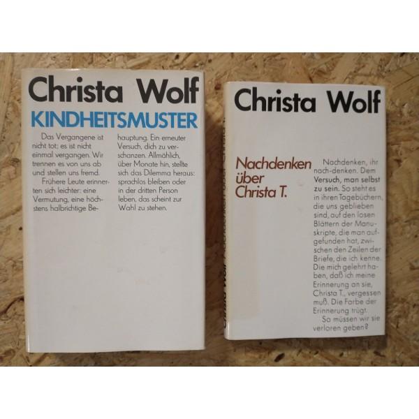 2 Bücher von Christa Wolf
