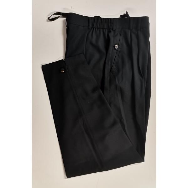 Bundfaltenhose für Damen in Gr 42 (Bundweite 38cm)