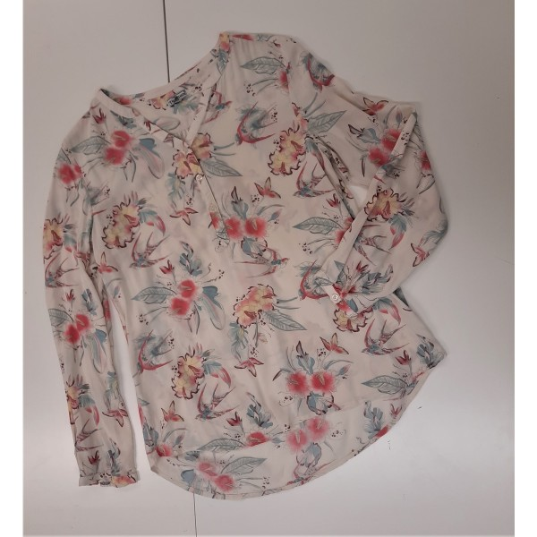 Sommer-Bluse * UpFashion * Gr. L