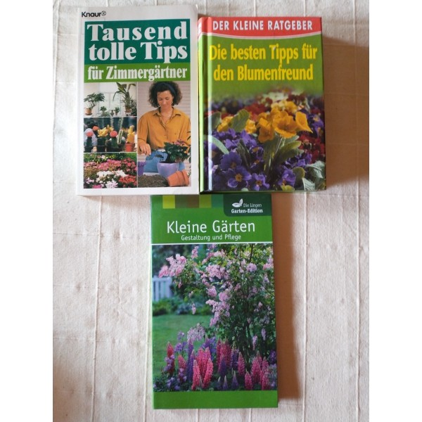 3x Garten-Tipps - Ratgeber, Garten, Natur, Blumen