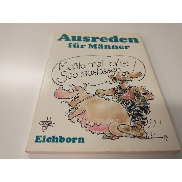 Eichborn: Ausreden für Männer * Buch