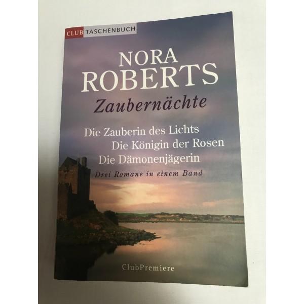 Zaubernächte - 3 Romane in einem Band von Nora Roberts