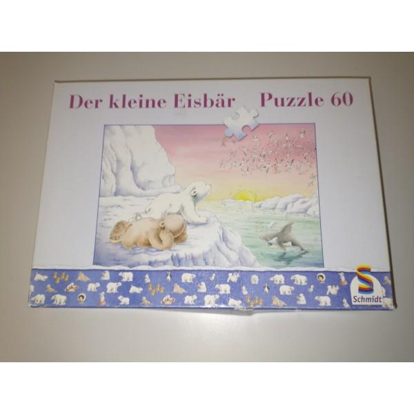 Puzzle * Der kleine Eisbär * 60 Teile
