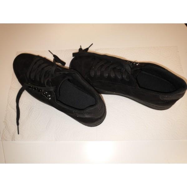 Schuhe * Plateau Glitzer * Gr. 40 * Graceland