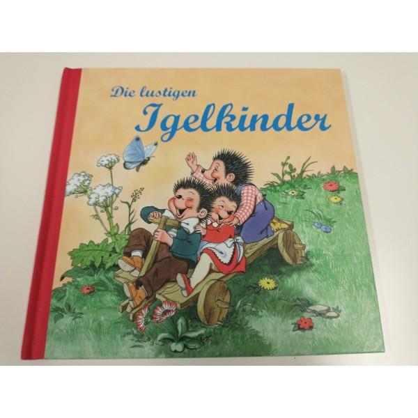 Buch * Die lustigen Igelkinder