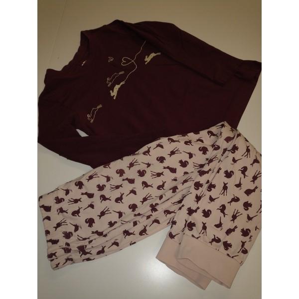 2 tlg Pyjama * Schlafanzug * Gr. 110-116