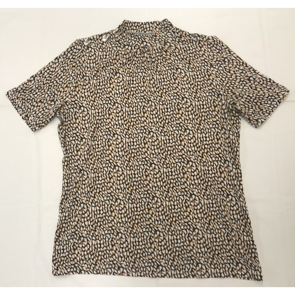 Shirtbluse * Shirt Bluse * Gr M * Muster